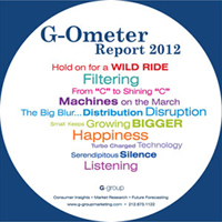 G-Ometer Report 2012